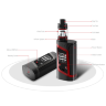Конструкция набора SMOK Alien Kit
